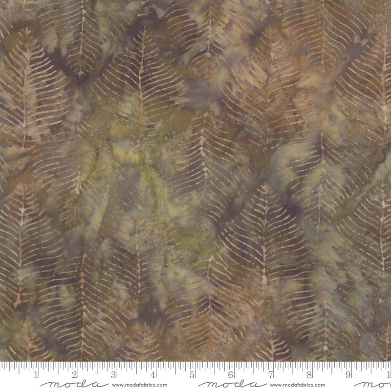 4354 35 Splendor Beech Leaves Moss