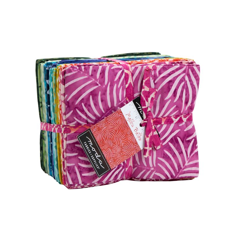 Malibu Batiks Fat Quarter Bundle 30 skus