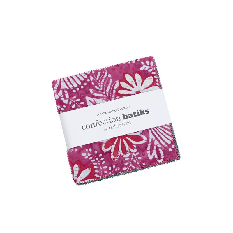 Confection Batiks Charm Pack