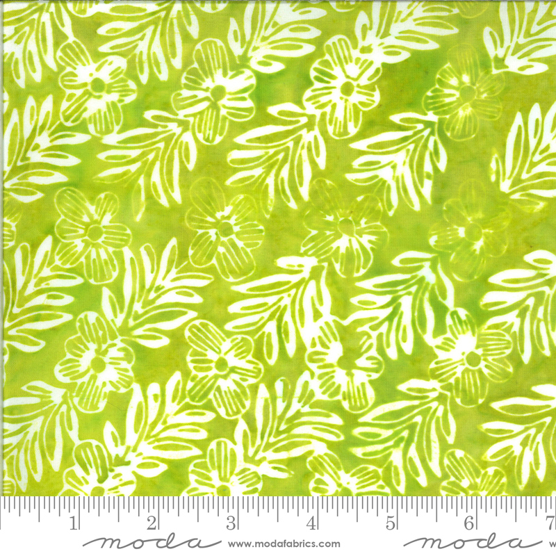 Confection Batiks  27310-117 Lime