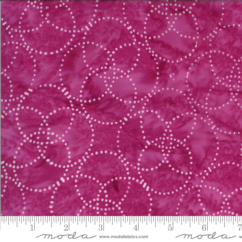 27310 175R Pink Strawberry Confection RAYON Batiks Kate Spain Moda