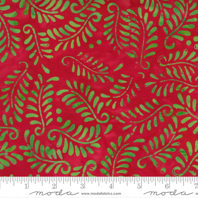 Moda 27311 91 Felicity Red Pine