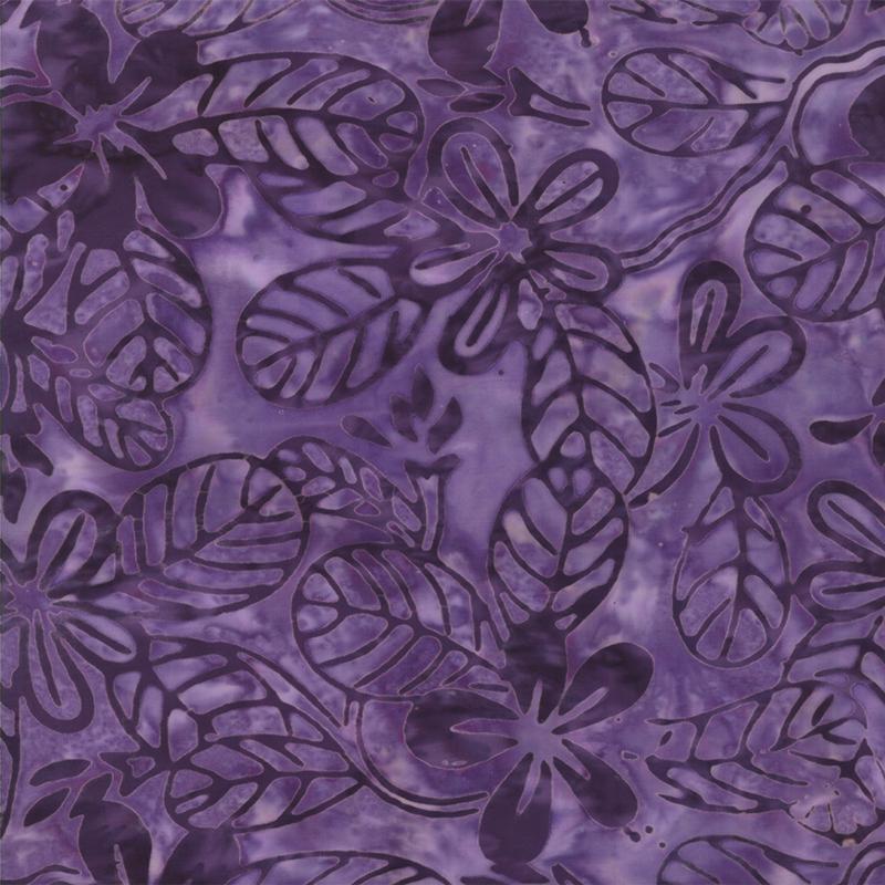 Color Crush Batiks - Purple