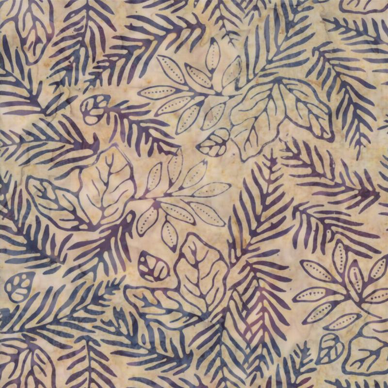 Color Crush Batiks - Amethyst Sand