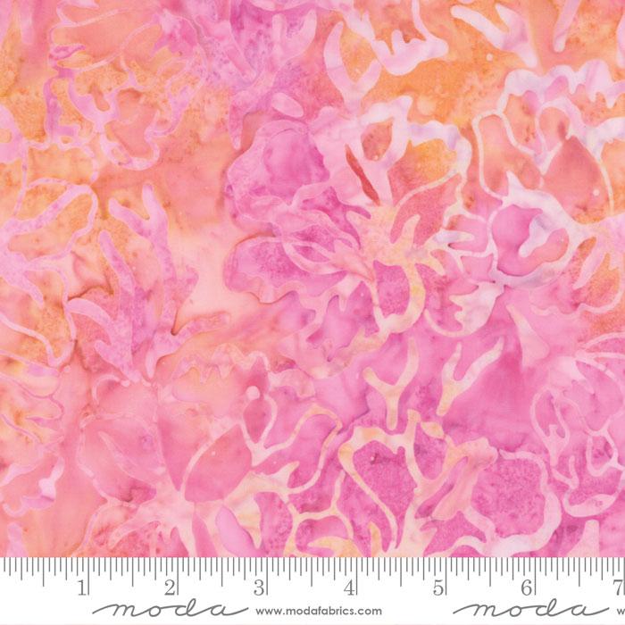Batik, Moda, Wild Waves, Paradise Pink