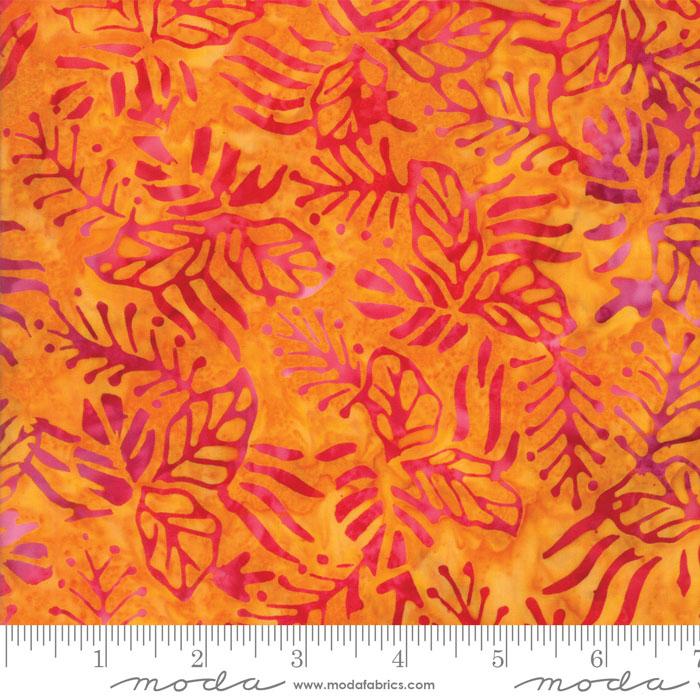 Rising Tide Batiks Tangerine by Moda Classic 4342-14