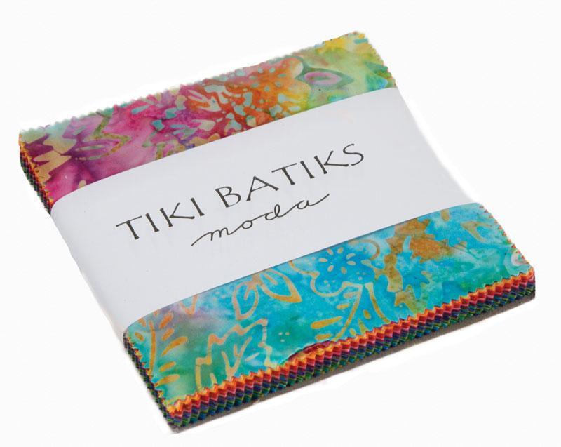 Tiki Batiks Charm Pack