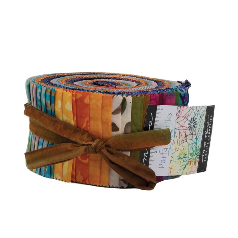 Parfait Batiks Jelly Roll