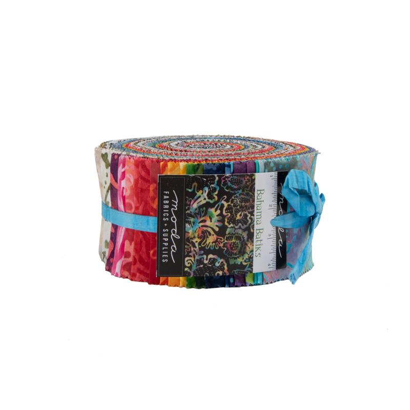4352JR Bahama Batiks Jelly Roll?