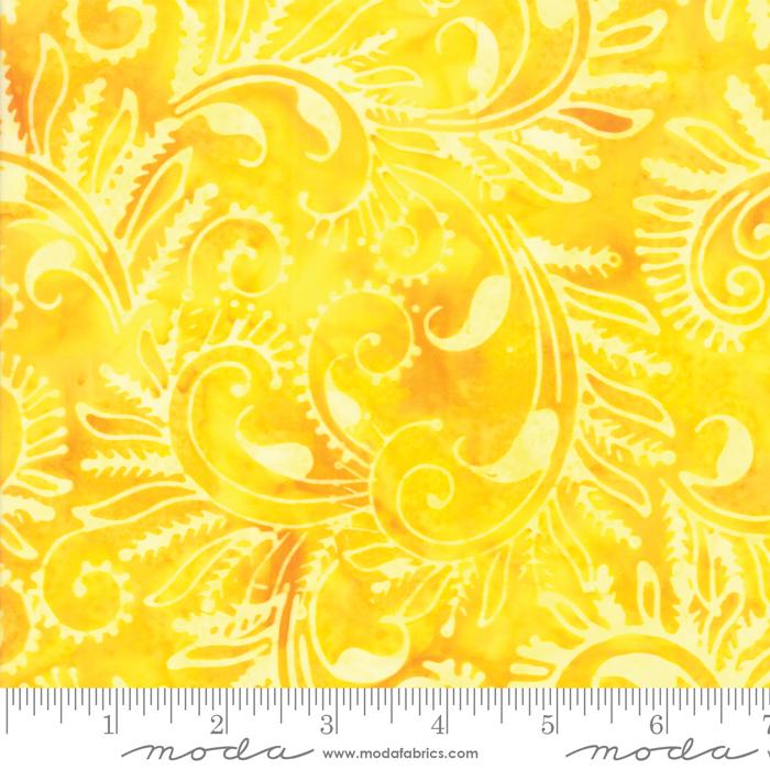 Bahama Batiks 4352-21 Sunshine