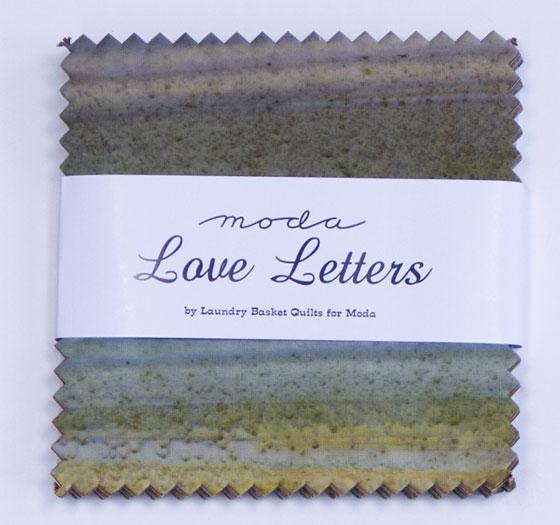Love Letters Batiks Charm Pack