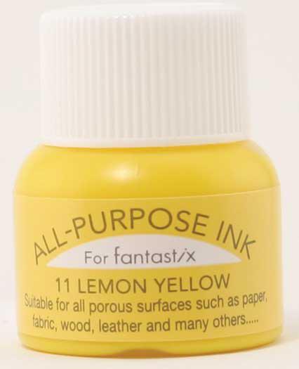 All Purpose Ink 11 Lemon Yellow