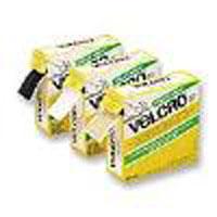 Velcro 3/4'' Sticky Back White by the inch