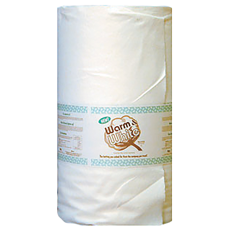Warm & White Batting 90 inch wide