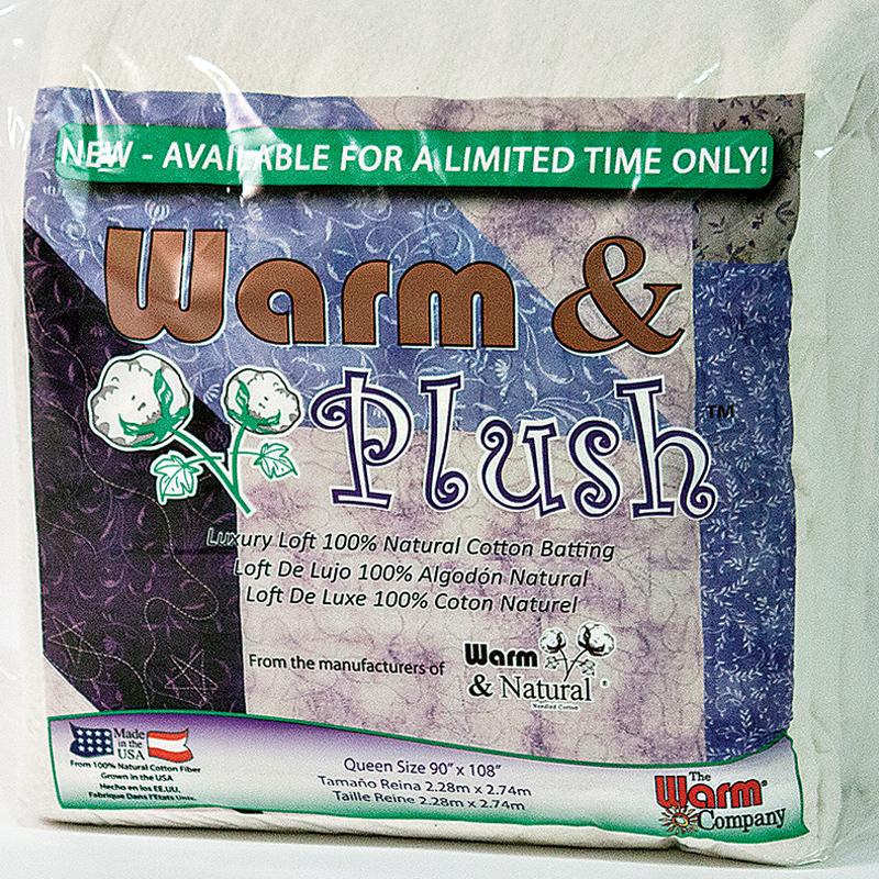Warm & Plush - Queen