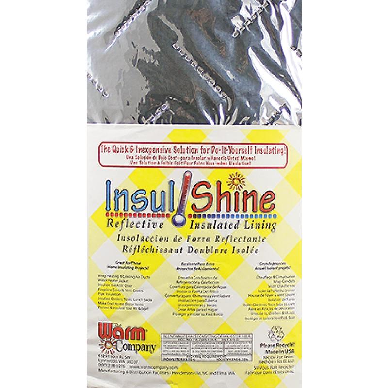 Insul Shine Lining 1yd x 45