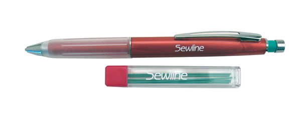 Sewline Fabric Pencil Green
