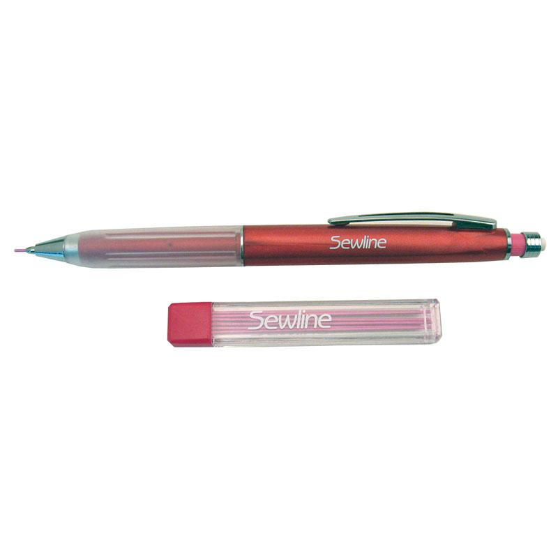 Fabric Mechanical Pencil Pink