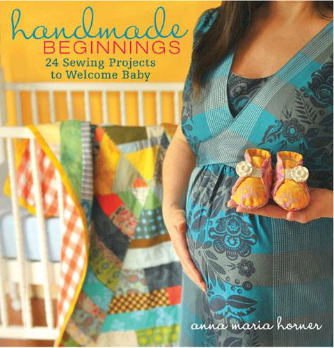 Handmade Beginnings Book