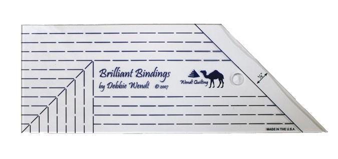 Brilliant Bindings 1/4