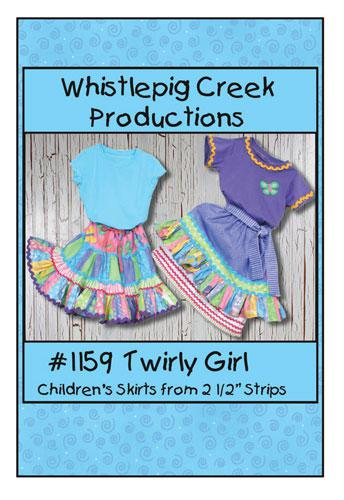 Whistlepig Creek Productions Twirly Girl sz 2-18