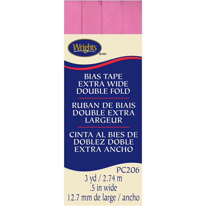 PINK EXTRA WIDE DOUBLE FOLD