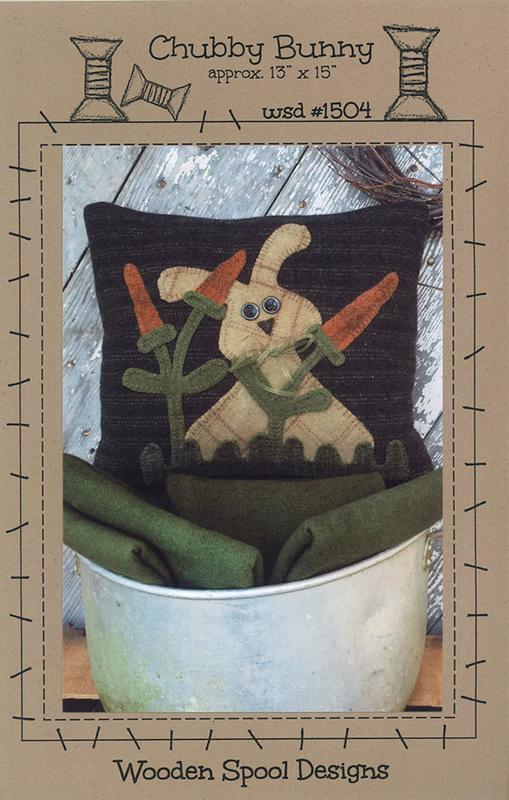 Chubby Bunny Pattern