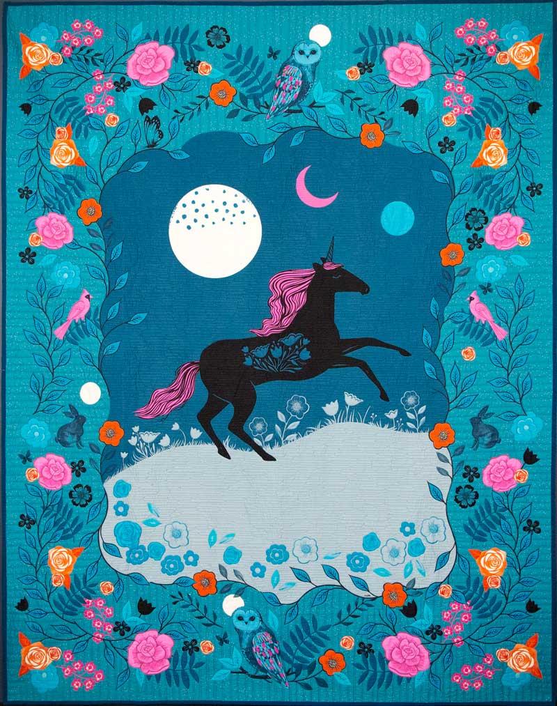 magic unicorn panel