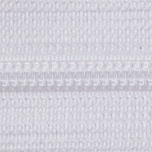 Beulon Zipper 14 White