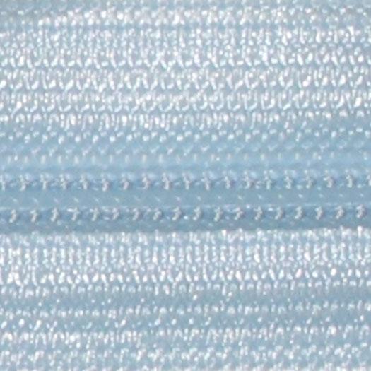 18 Baby Blue Coil Zipper-542