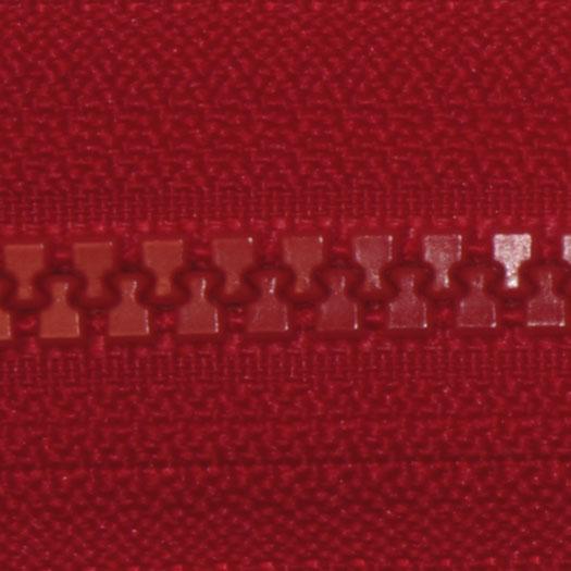 Fastrak Vislon Zipper 24 Red FT24 519