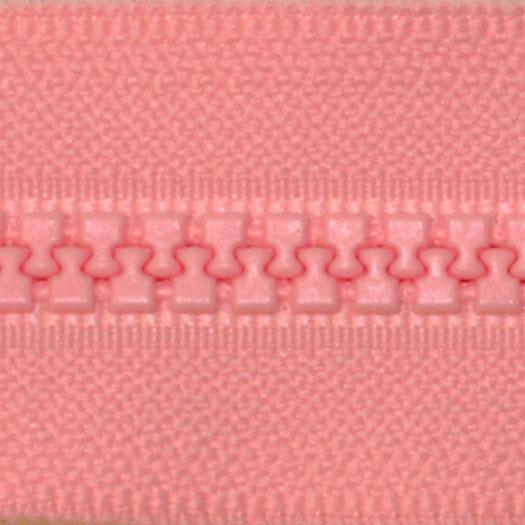 Vislon Separating Zipper 24 Pink