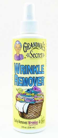 Grandmas Wrinkle Remover 3oz