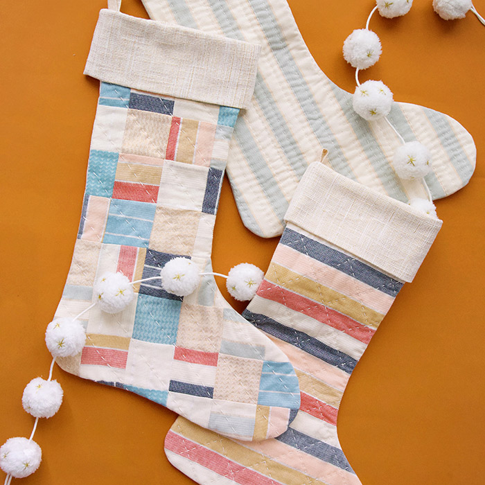 Candlelight Stocking Project
