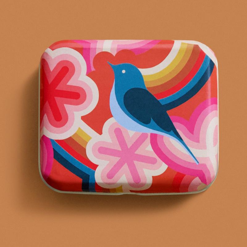 Morning Bird Tin