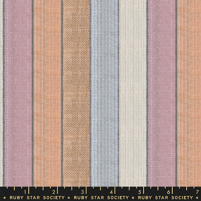 Ruby Star Society Warp Weft Wovens Stripes - Jubilee Sprinkles