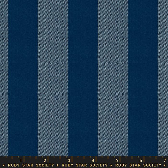Warp Weft Heirloom - Dress Up - Navy