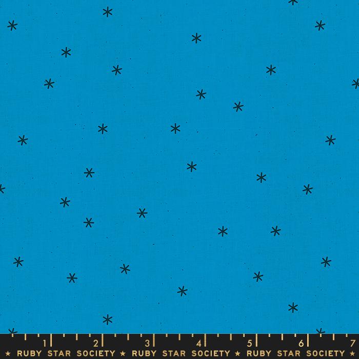 Sparks bright blue