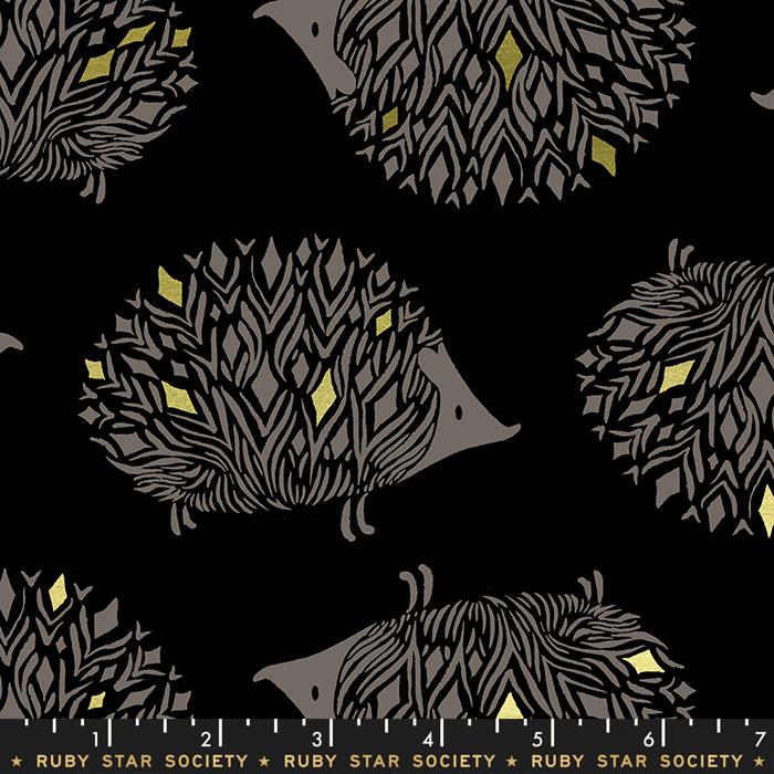 Darlings Hedgehogs - Cotton Print