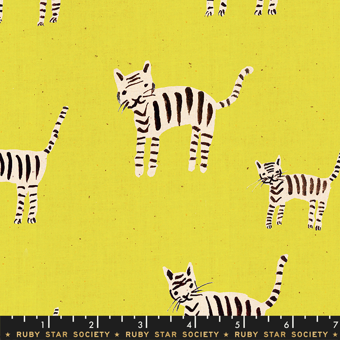 Darlings Tiger Stripes Citron RS5021 18