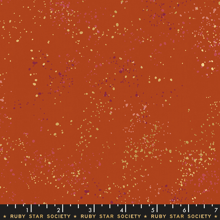 RS5027 64M Cayenne Speckled Metallic Ruby Star Society