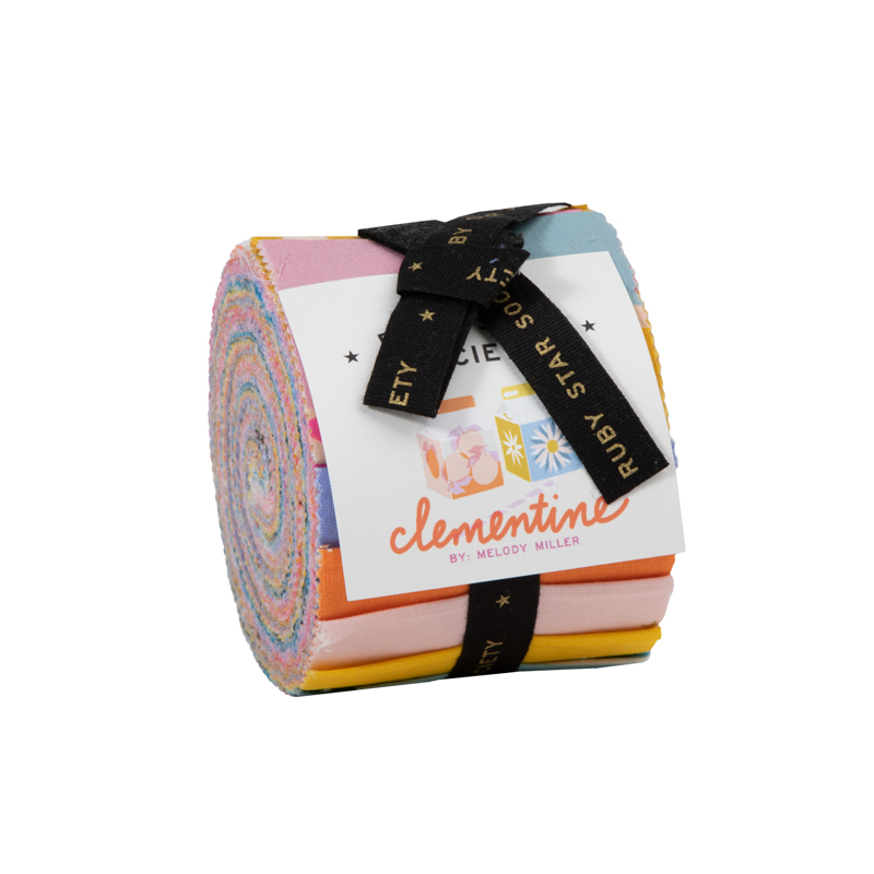 Clementine Junior Jelly Roll - Ruby Star Society - RS0006JJR
