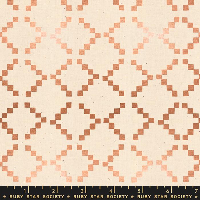 RS4020 24M Golden Hour Tile Copper Metallic
