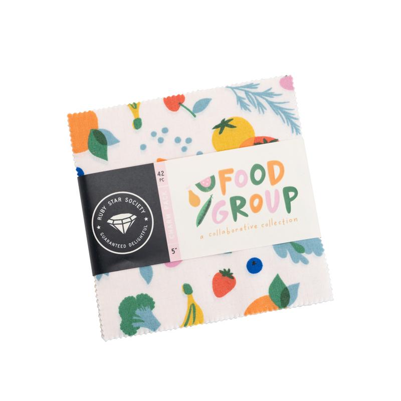 Food Group Charm Pack, 42pcs