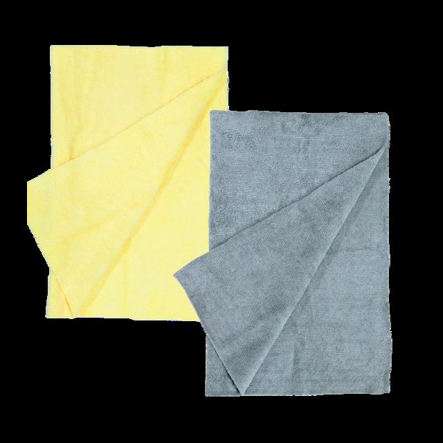 Music Nomad Pack of 2 Microfiber Drum Detailing Towels