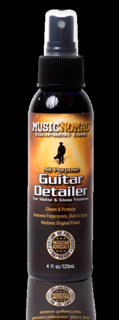 Polish - Music Nomad Guitar Detailer Ac/El MN100