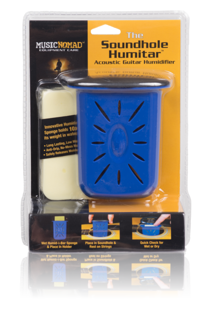 Music Nomad The Humitar - Soundhole Humidifier