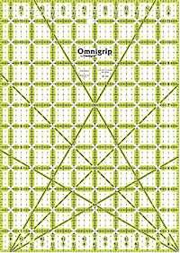 MODA OMNI GRID 8.5 X12 RULER RN8512