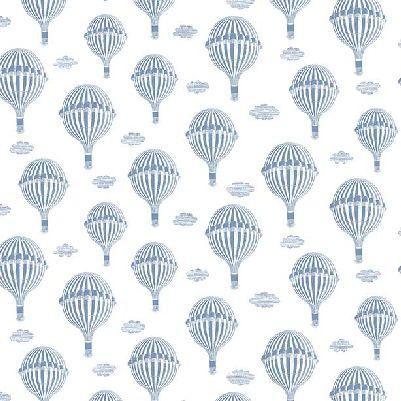 La Parisienne- Periwinkle Balloon