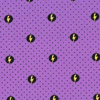 Lightning- Hero Purple